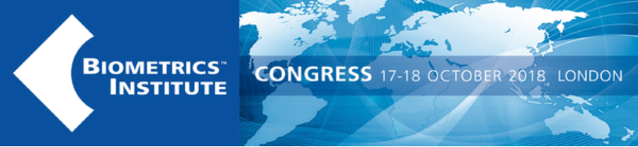 Biometrics Congress 2018